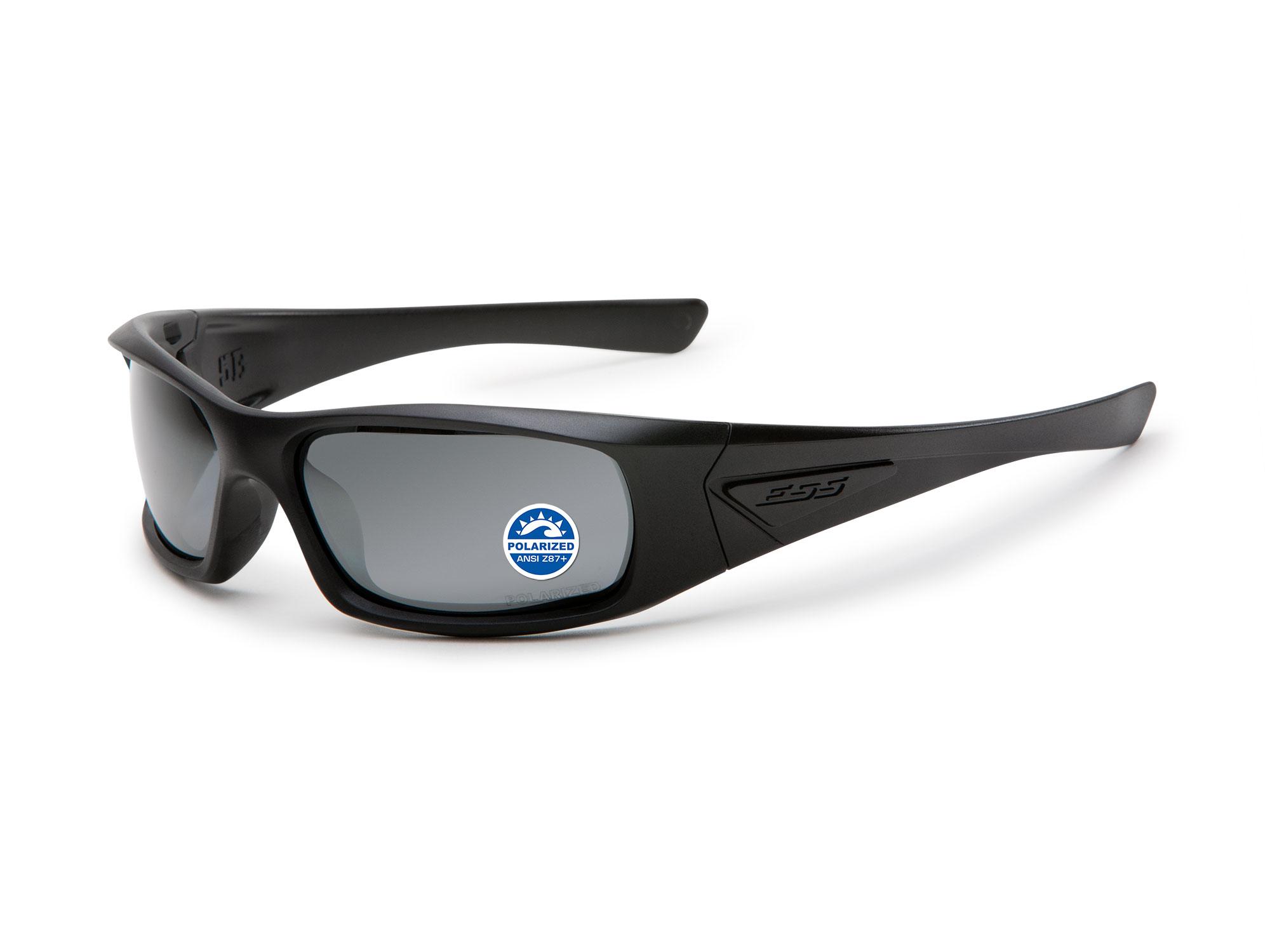 EE9006-03フレーム:ブラック、レンズ:偏光ミラーグレイ