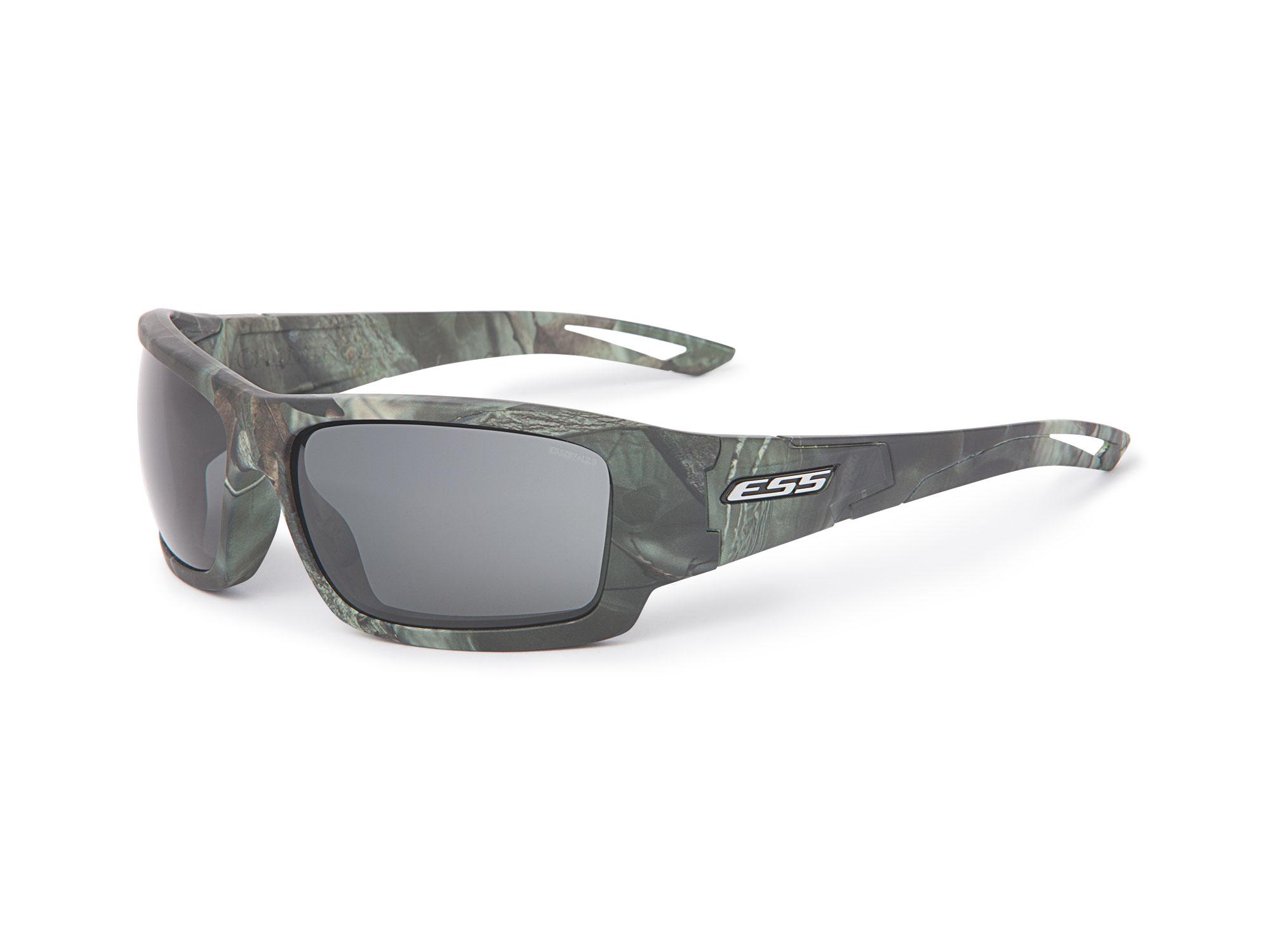 EE9015-13フレーム:リーパーウッズ、レンズ:スモークグレイ