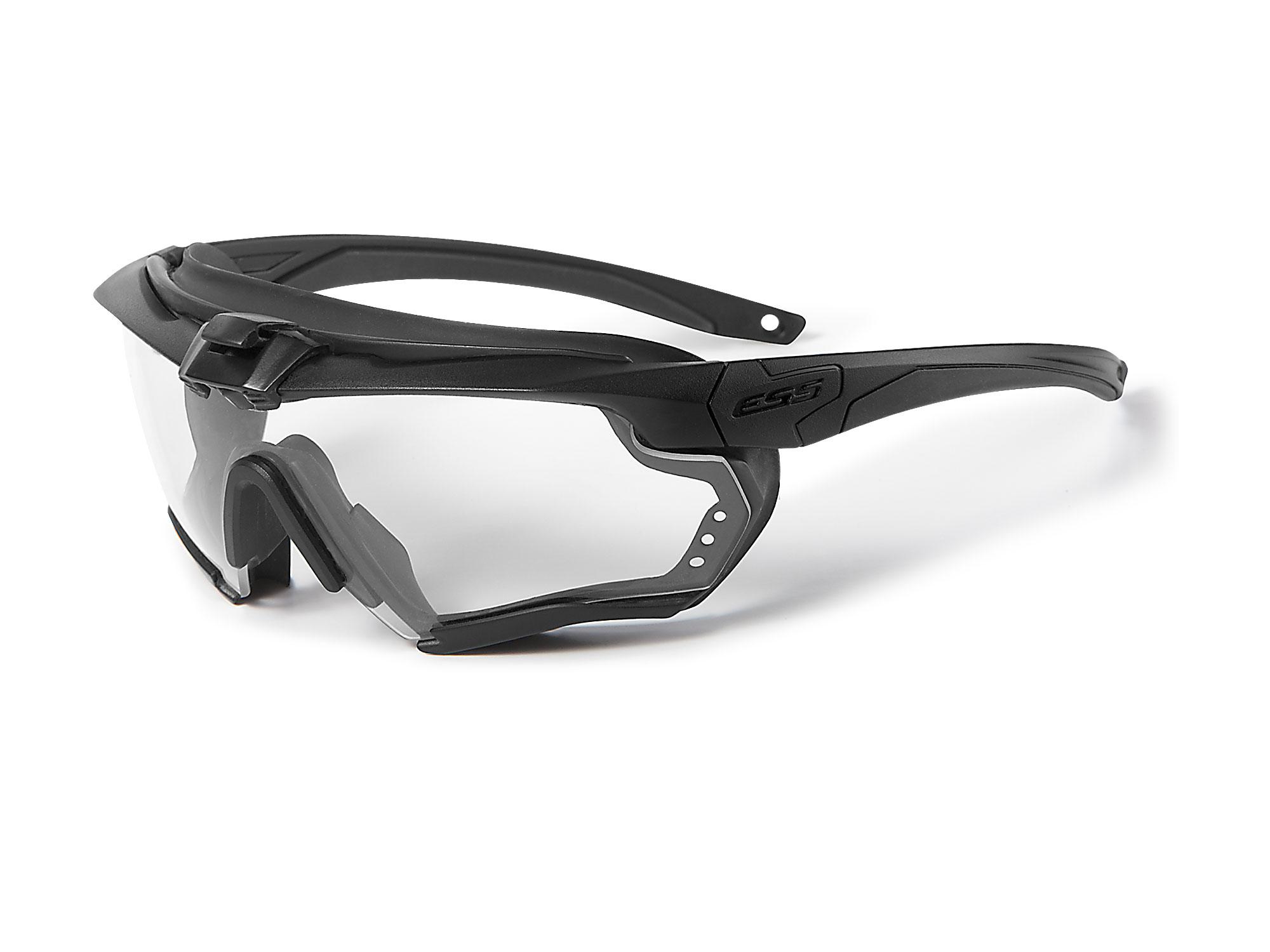 EE9007-15フレーム:ブラック レンズ:クリアー