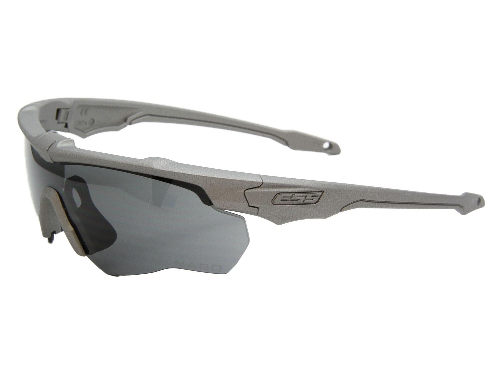 EE9034-105フレーム:チタニウム、レンズ:スモークグレイ