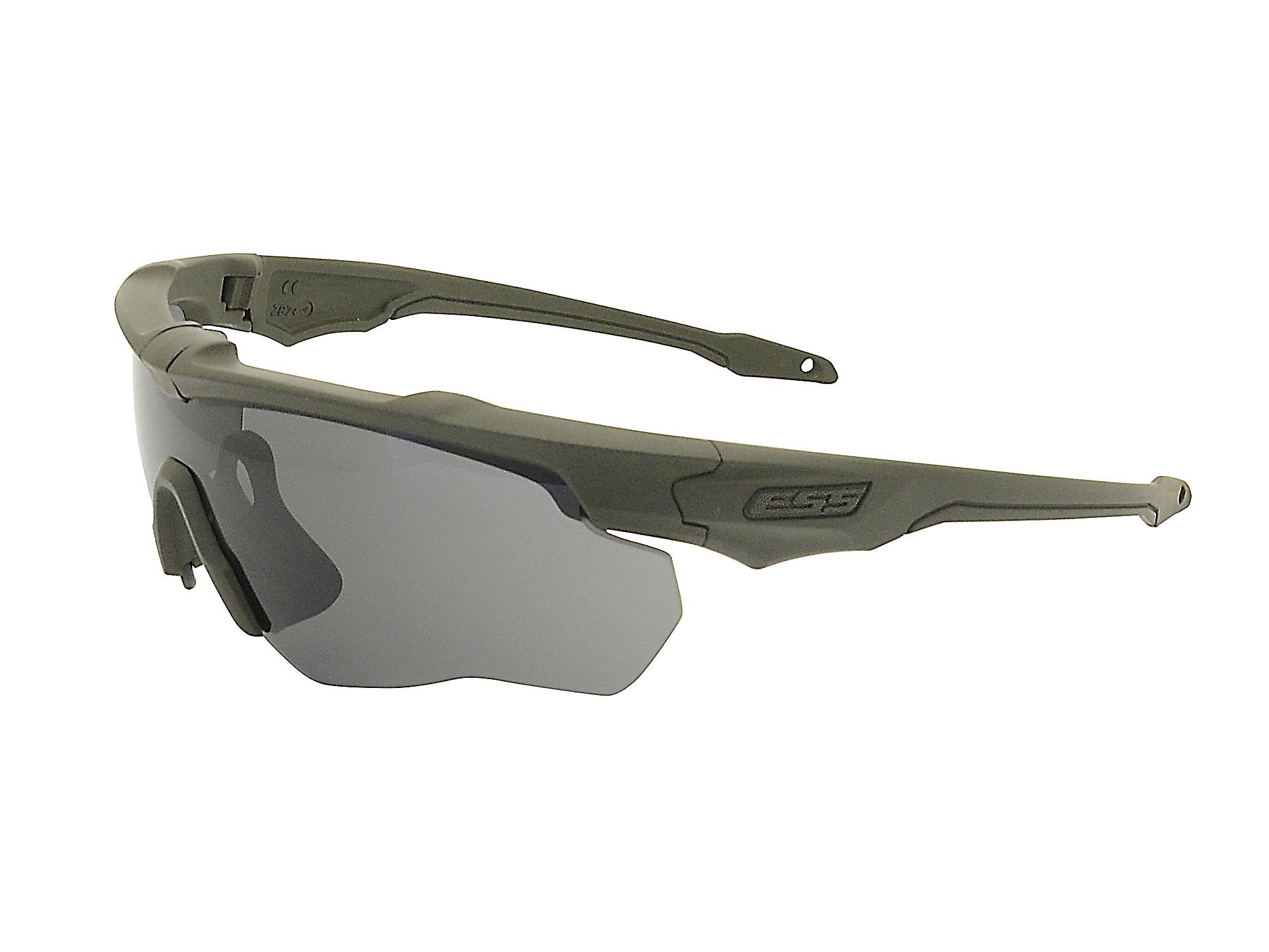EE9034-109フレーム:オリーブドラブ、レンズ:スモークグレイ