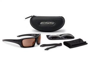 EE9018-05フレーム:ブラック、レンズ:クリアー、スモークグレイ、 ミラーコッパー / ブラックLOGO
