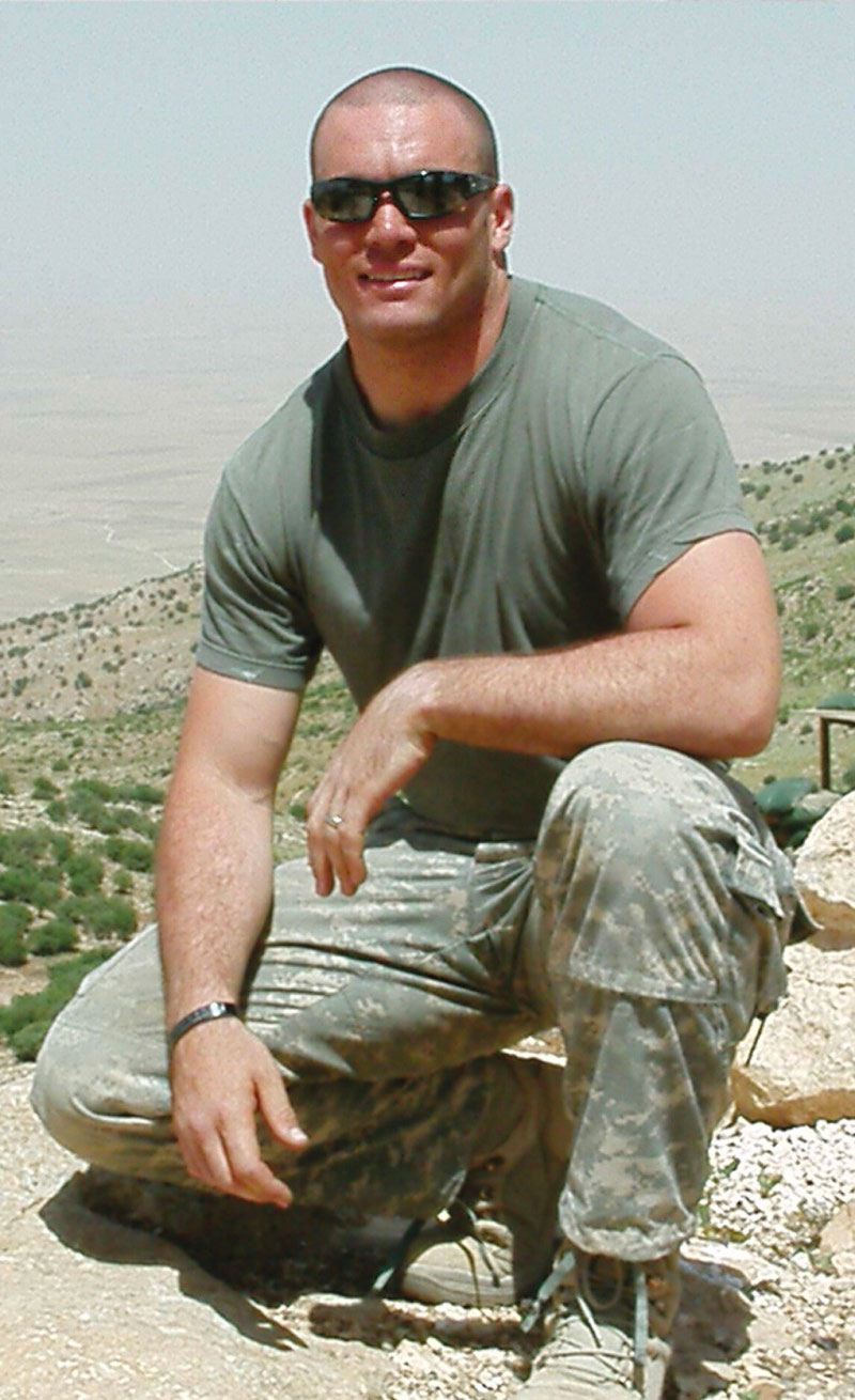 Sgt. Ross Shores, 172nd Stryker Brigade, 562nd Eng. Co