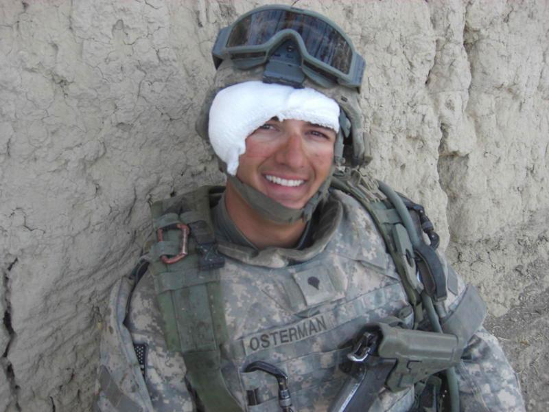 Shane Osterman, U.S. Army