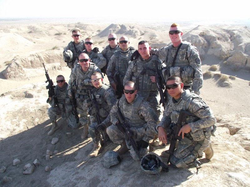 PFC J. Granzow, U.S. Army