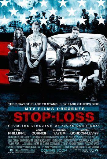 ストップ・ロス/戦火の逃亡者(2008)
