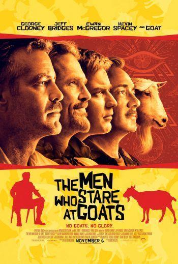 ヤギと男と男と壁と(2009)