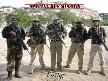 SPECIAL OPS MISSION(原題)(2009)