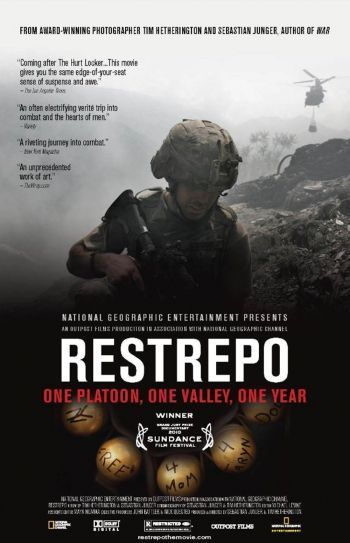 Restrepo(原題)(2010)