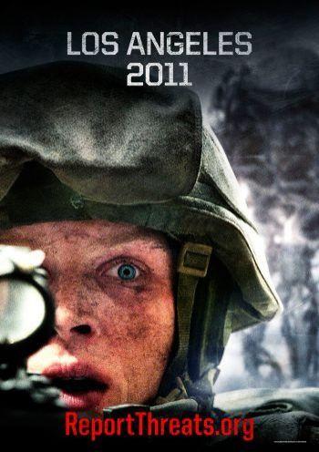 世界侵略:ロサンザルス決戦(2011)