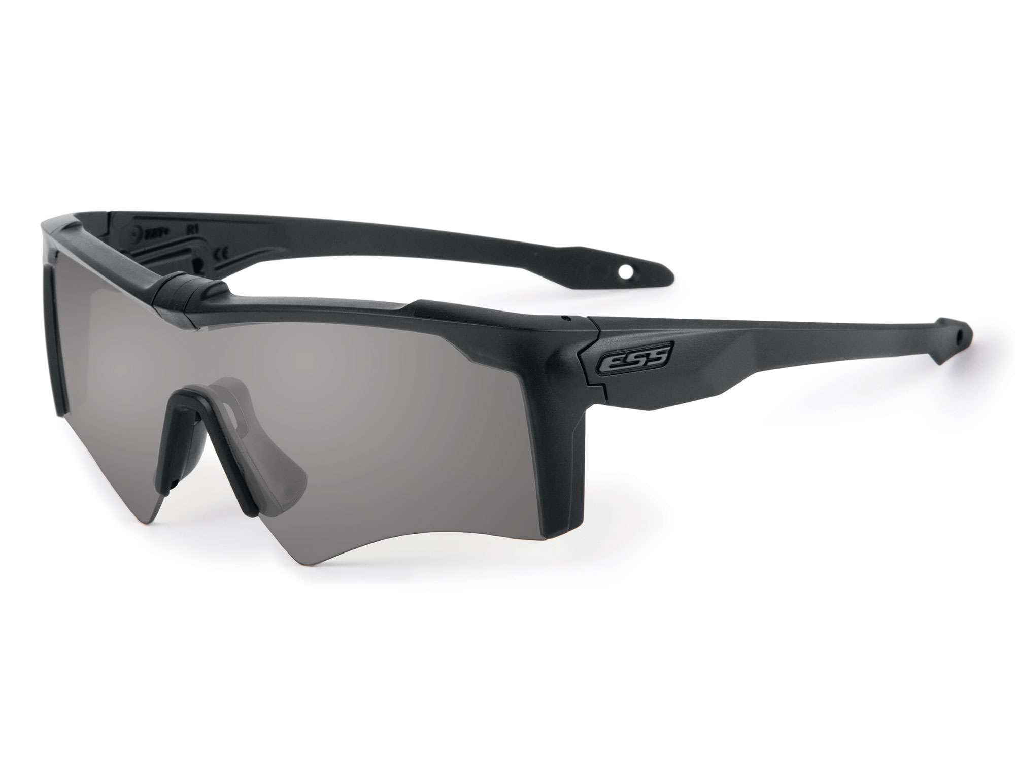 EE9020-01フレーム:ブラック レンズ:スモークグレイ、クリアー