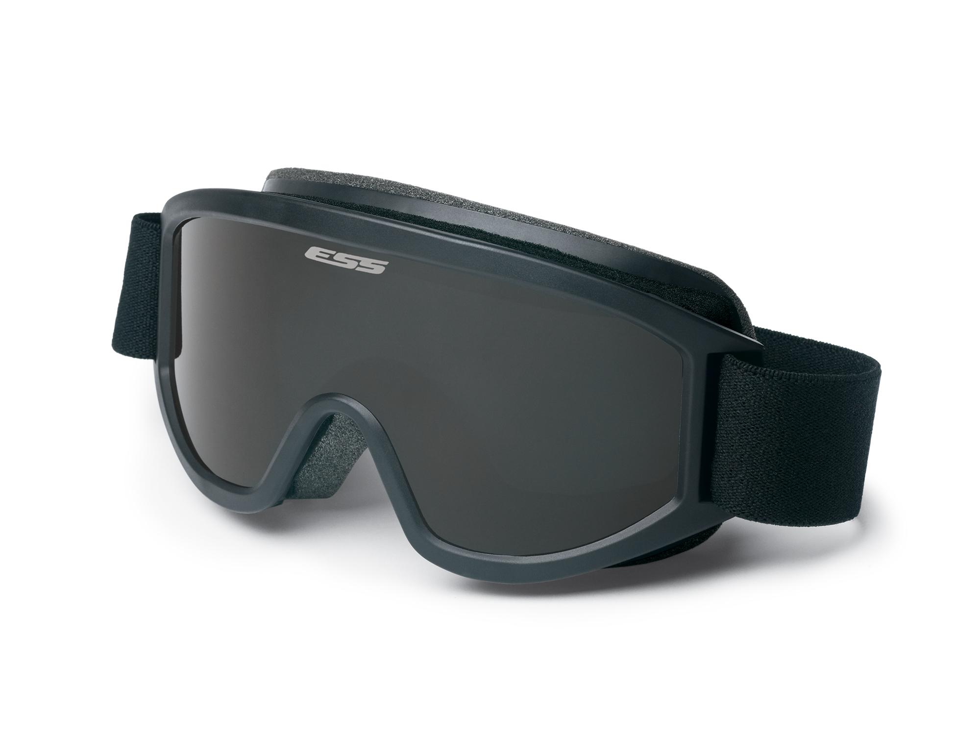 740-0247フレーム:ブラック レンズ:クリアー・スモークグレイ