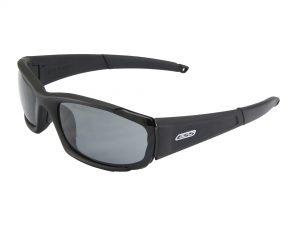 740-1101フレーム:アーマーブラック、レンズ:スモークグレイ / クリアー