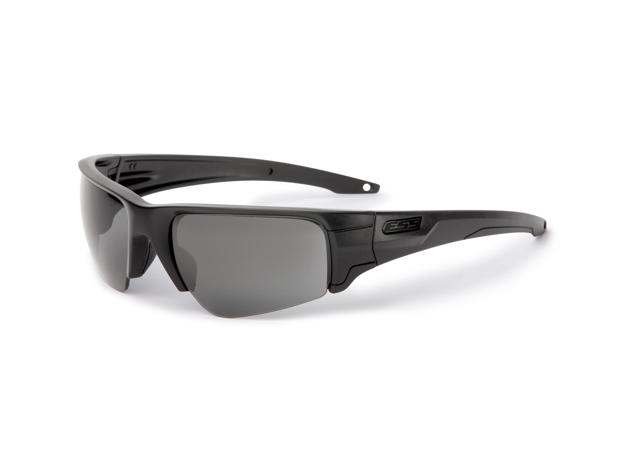 EE9019-01フレーム:ブラック、レンズ:スモークグレイ/クリアー、 ブラックLOGO