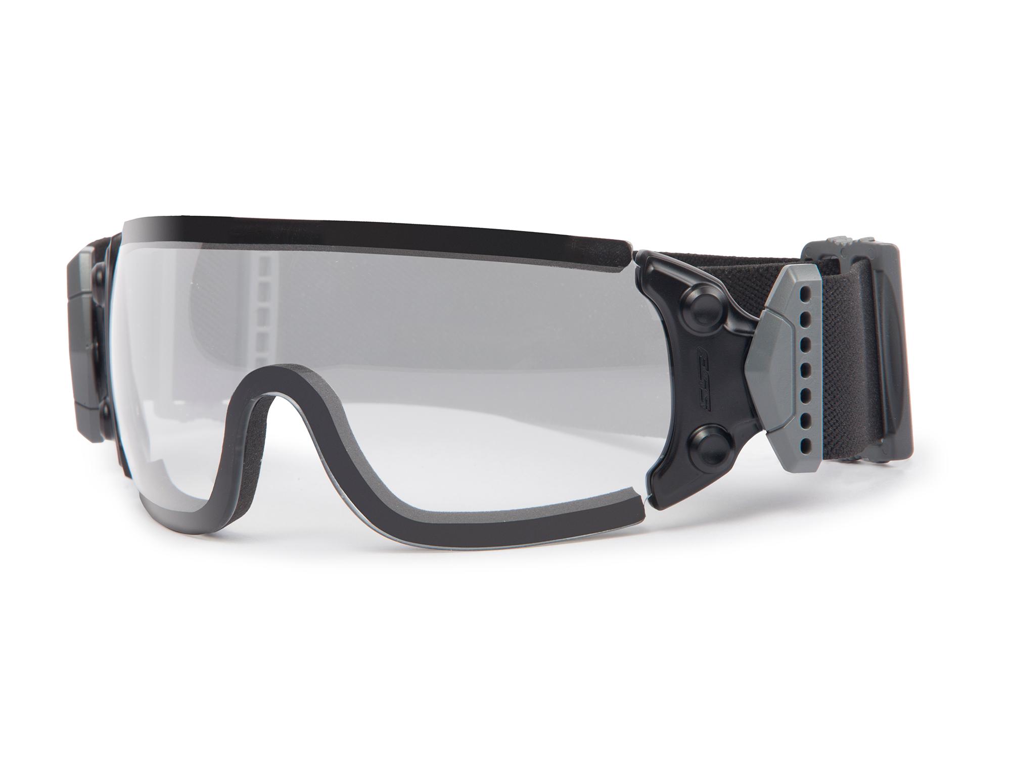 EE7035-02フルストラップ:ブラック レンズ:クリアー