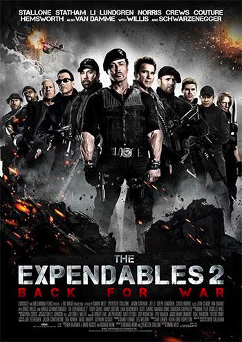 エクスペンダブルズ2(2012)